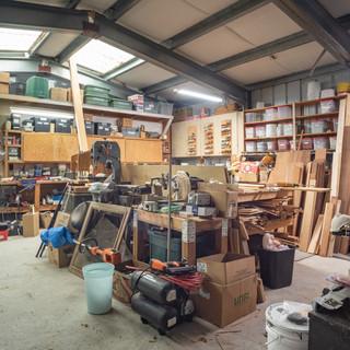 Art Studio - Large workshop