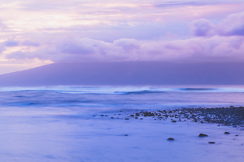 Lavender Sunrise, 2020 Edition Archival Matte Fine-Art Print