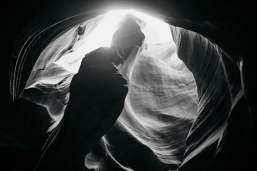 Canyon Light, 2020 Edition Archival Matte Fine-Art Print