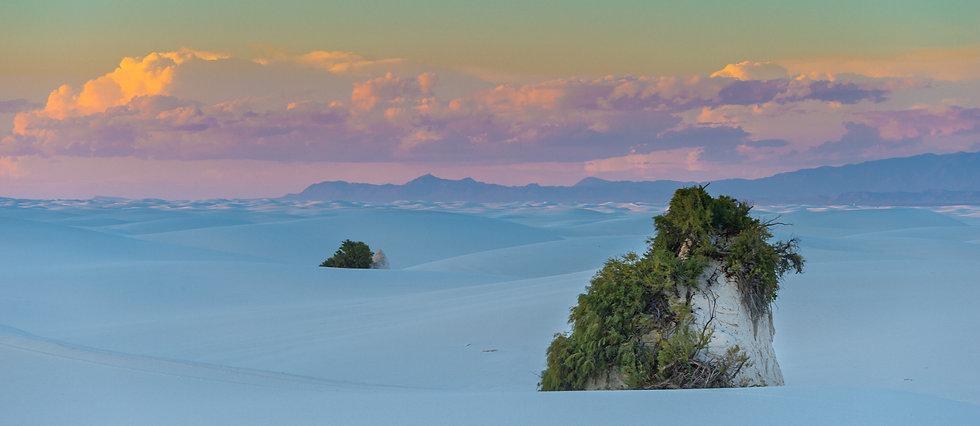 Sunset Clouds, White Sands, 2020 Edition Archival Matte Fine-Art Print