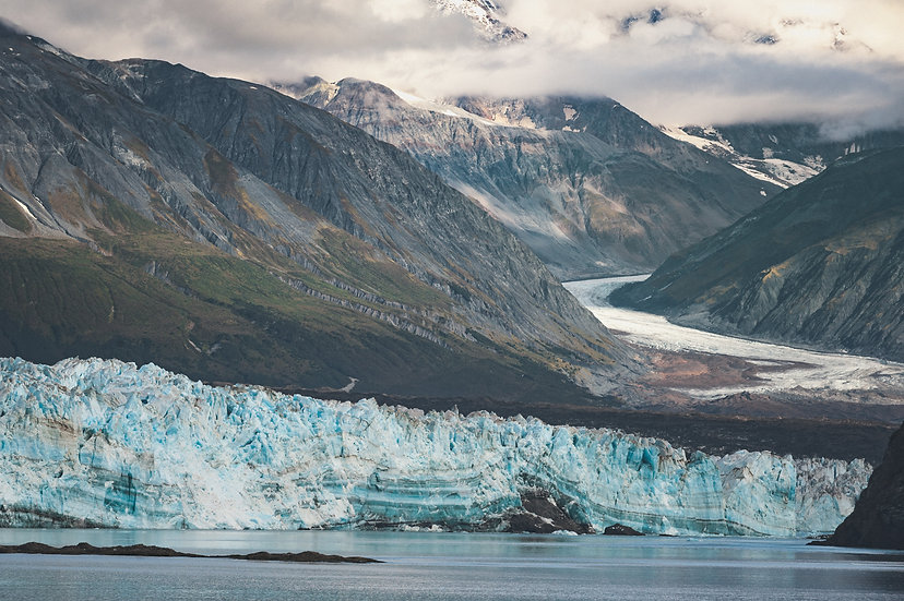Hubbard Glacier, 2020 Edition Archival Matte Fine-Art Print