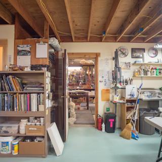 Art Studio - Room 1 and half bath