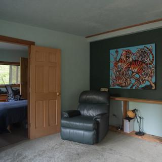 Bedroom 3 (or music room)