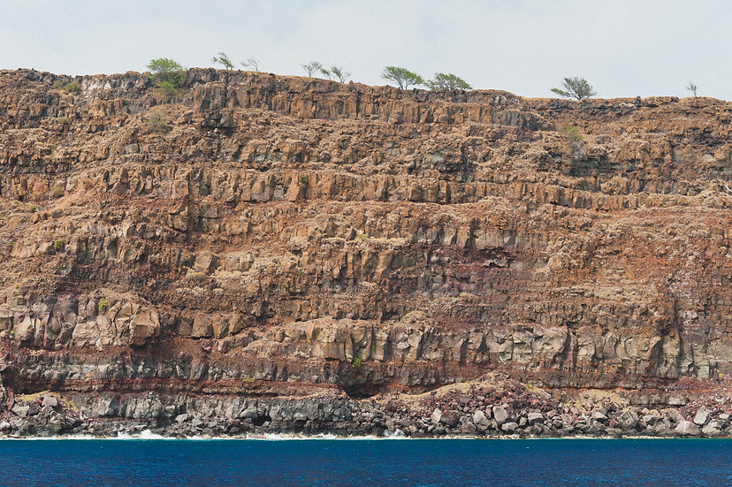 Big Island Cliffs, 2020 Edition Archival Matte Fine-Art Print