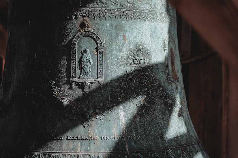 Zadar Bell, 2020 Edition Archival Matte Fine-Art Print