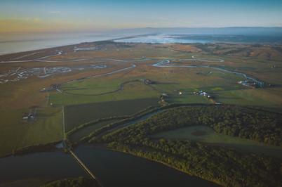 Humboldt Bay Dusk