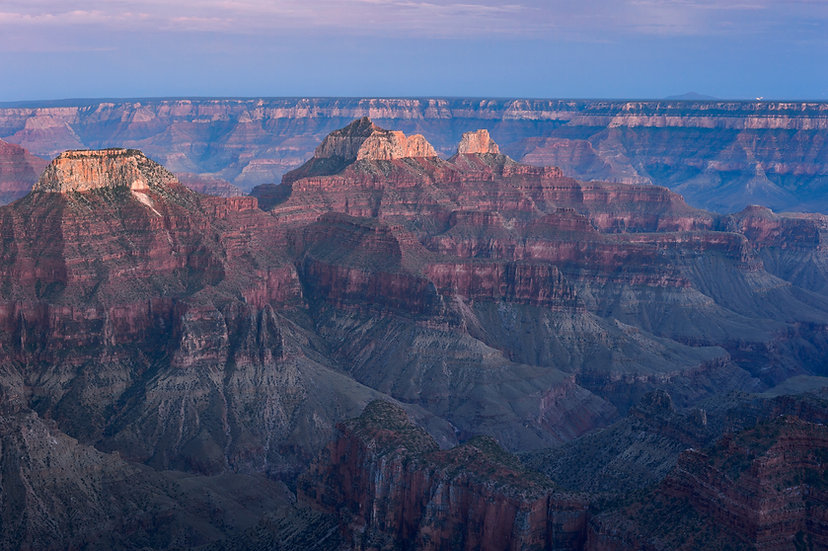 North Rim Grand Canyon, 2020 Edition Archival Matte Fine-Art Print
