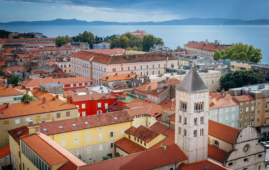 Zadar, Croatia, 2020 Edition Archival Matte Fine-Art Print