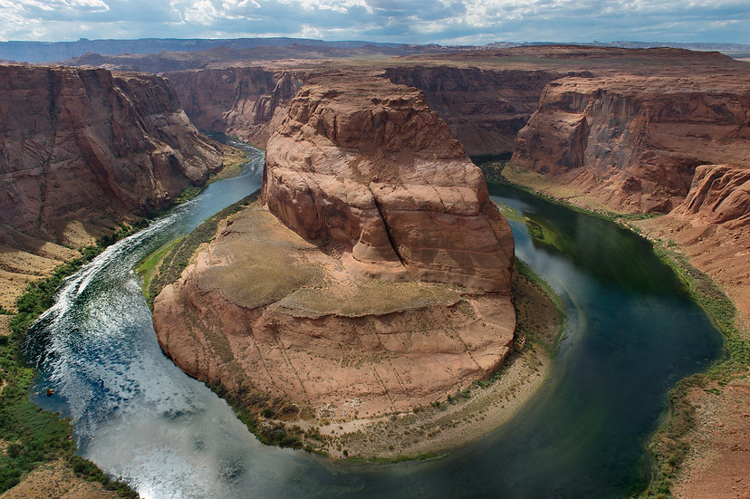 Horseshoe Bend, 2020 Edition Archival Matte Fine-Art Print