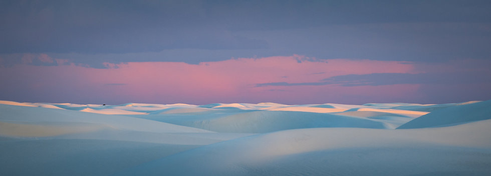 Dunes at Dusk, 2020 Edition Archival Matte Fine-Art Print