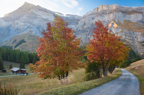 October Alps