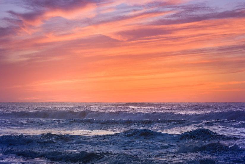 Lagoon Sunset, 2020 Edition Archival Matte Fine-Art Print