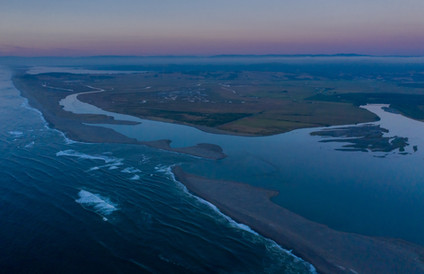 Eel River Mouth