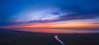 Mad River Sunset
