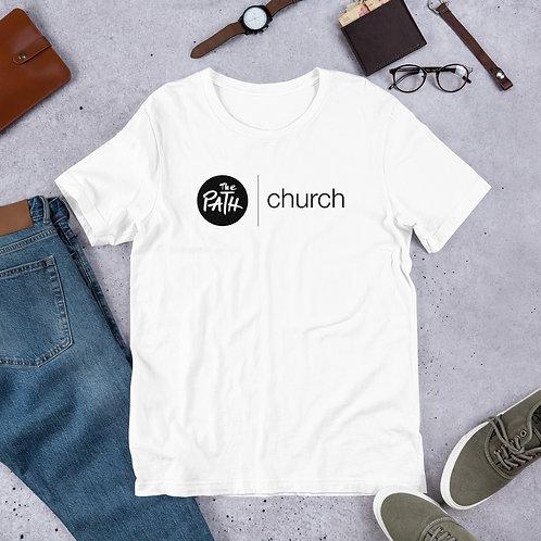 Path Church Short-Sleeve Unisex T-Shirt