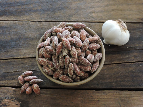 Onion Garlic Almonds