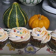 Gluten Free Pumpkin Cupcakes