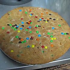 Ginourmous M&M Cookie