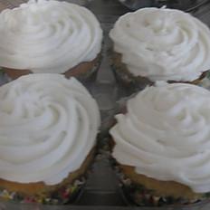 GLUTEN Free Yellow Cupcake