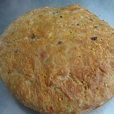 Jalepeno Cheddar Artisan Bread