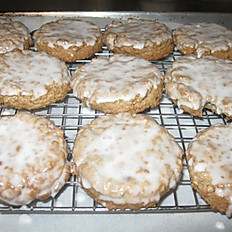 Old Fashioned Oatmeal Cookies Dozen (12)