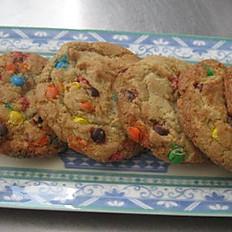 M&M Cookies (per dozen)