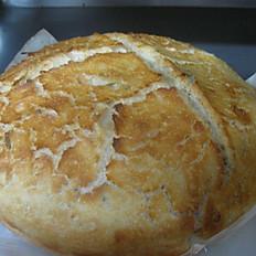 Rosemary Parmesan Artisan Bread