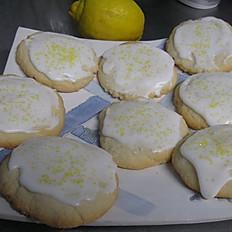 Lemon Melt-Away Cookies Dozen (12)