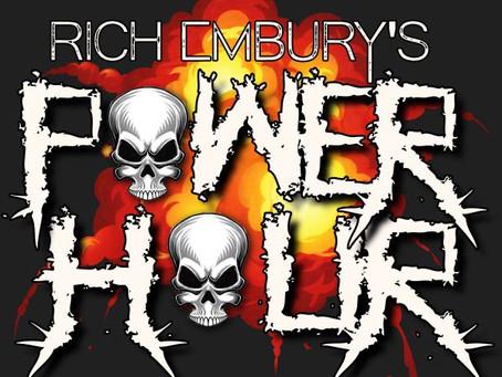 (Podcast) Exciter, Sex Pistols, Child's Play & more // Rich Embury's Power Hour