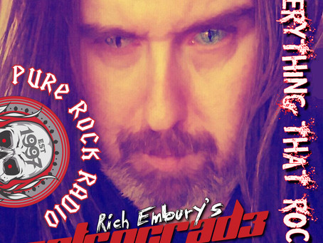(Podcast) Cinco de Mayo & Phil Naro (RIP) / Rich Embury's R3TROGRAD3