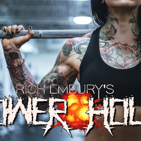 (Podcast) The Misfits, T-Rex, Fist & More / Rich Embury's Power Hour [Feb. 21st]