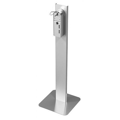 Disinfection Post Incl. Elbow-Operated Dispenser