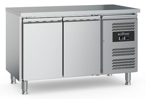 600 2 Door Refrigerated Counter