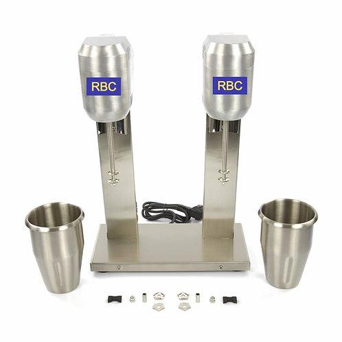 Milk shaker mixer Double Cup - 2 Speed
