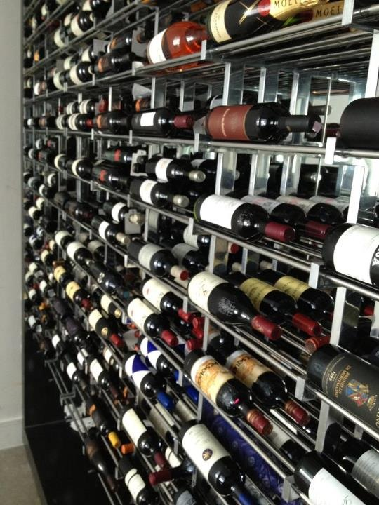 Wine Rack, Cellar Room