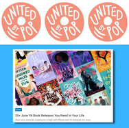 United by Pop's June YA releases you need!
