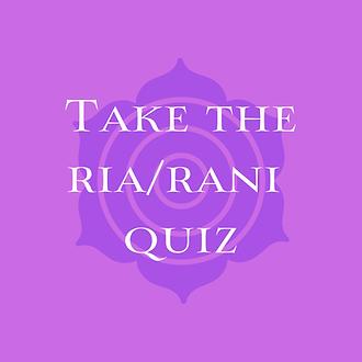 take the ria rani quiz.png
