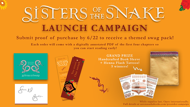 sisters of the snake preorder gift