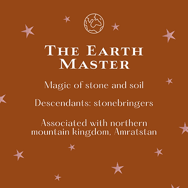 The Earth Master