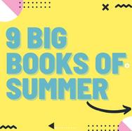 Uppercase YA's 9 Big Books of Summer