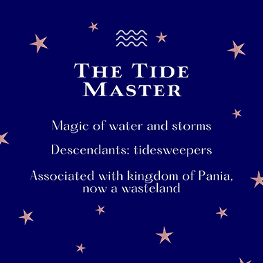 The Tide Master