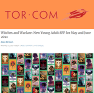Featured on Tor.com!