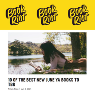Book Riot's 10 Best Books for June