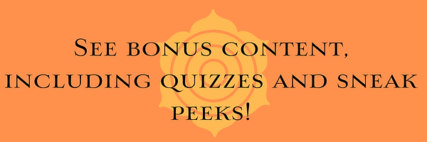 See bonus content, including quizzes and