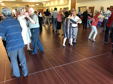 New Dancfloor for the Encinitas Community Center