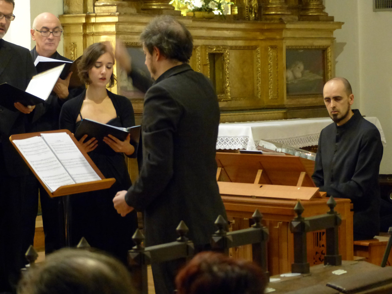 Capilla Renacentista Michael Navarrus | David Guindano, conductor