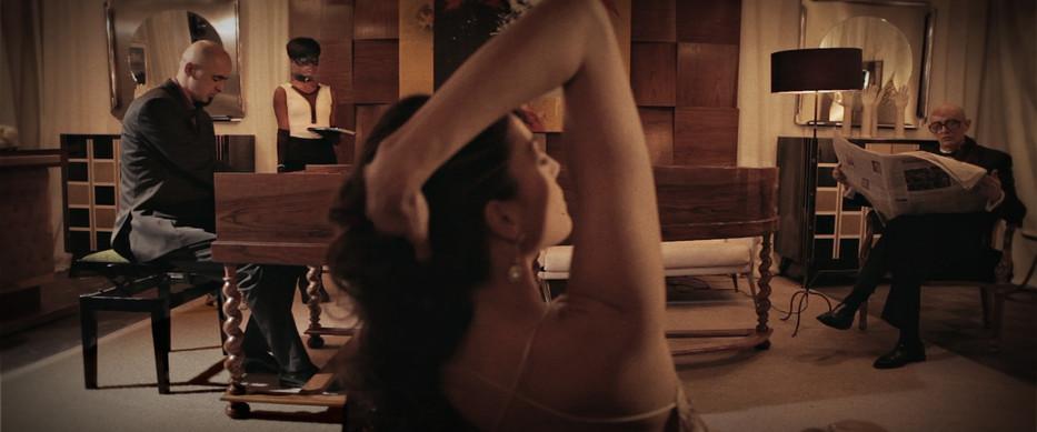 J.S. Bach. Goldberg Variations, short film by Iván Valdés | Daniel Oyarzabal, harpsichord