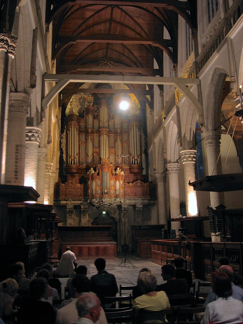 Oude Kerk | Amsterdam