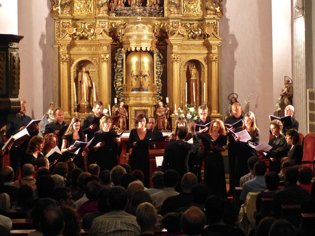 Capilla Renacentista Michael Navarrus   David Guindano, conductor
