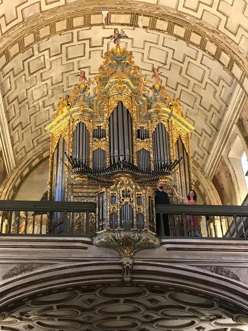 Iglesia de los Santos Justo y Pastor | Granada